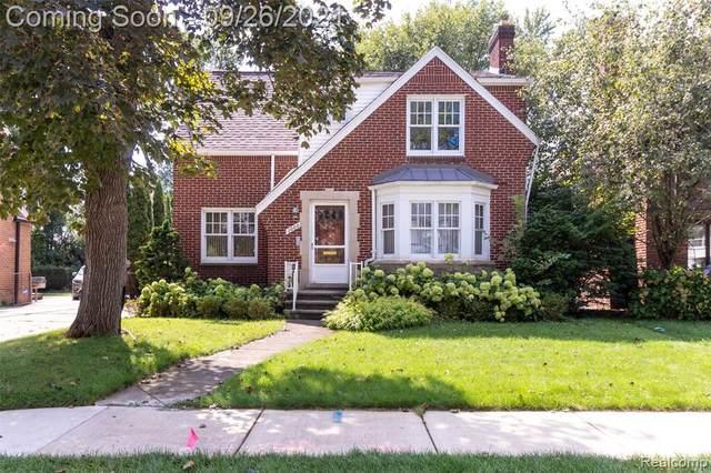 1000 Beechmont Street, Dearborn, MI 48124 (MLS #R2210077513) :: Berkshire Hathaway HomeServices Snyder & Company, Realtors®