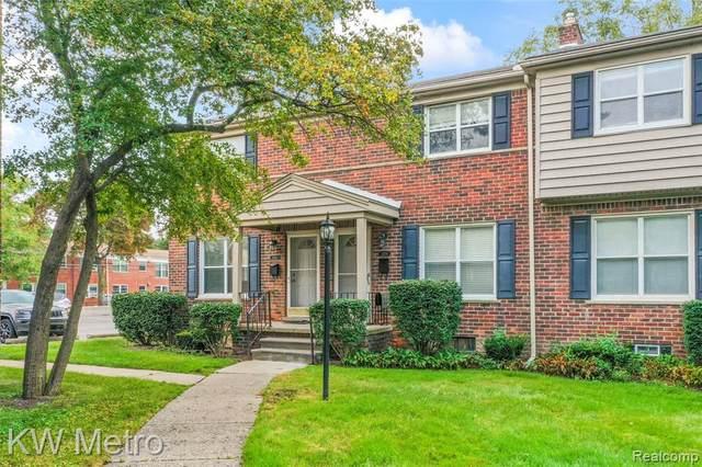 3356 Coolidge, Royal Oak, MI 48073 (MLS #R2210079837) :: Berkshire Hathaway HomeServices Snyder & Company, Realtors®