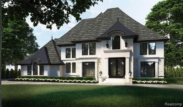 2616 Forest Glen, Rochester, MI 48306 (MLS #R2210079978) :: Berkshire Hathaway HomeServices Snyder & Company, Realtors®