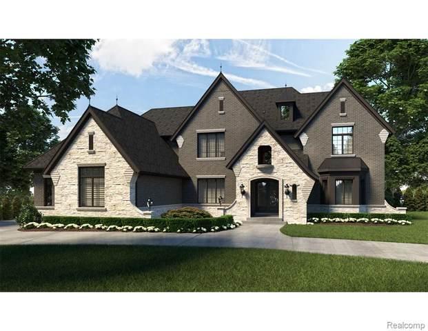 2652 Forest Glen, Rochester, MI 48306 (MLS #R2210079993) :: Berkshire Hathaway HomeServices Snyder & Company, Realtors®