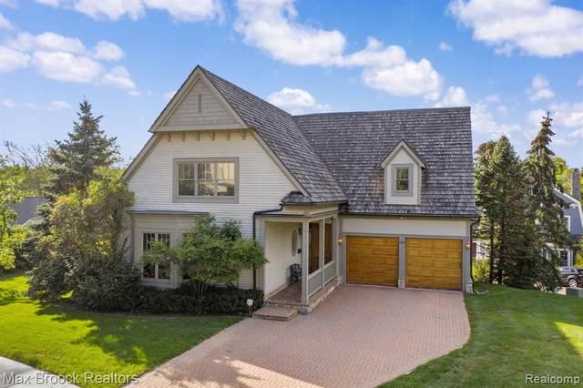 598 Riverstone Drive, Birmingham, MI 48009 (MLS #R2210080127) :: Berkshire Hathaway HomeServices Snyder & Company, Realtors®