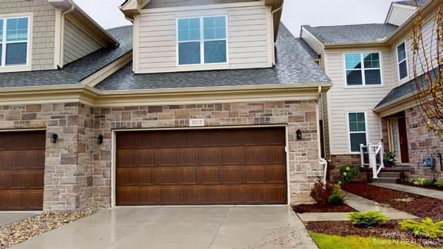 3212 Brackley Drive, Ann Arbor, MI 48105 (MLS #3284134) :: Berkshire Hathaway HomeServices Snyder & Company, Realtors®