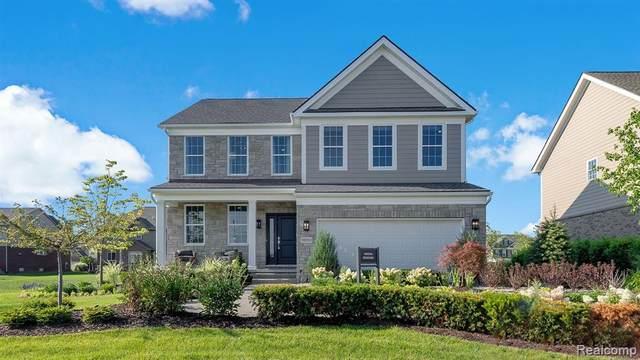 51084 Scarborough Road, Canton, MI 48188 (MLS #R2210080258) :: Berkshire Hathaway HomeServices Snyder & Company, Realtors®