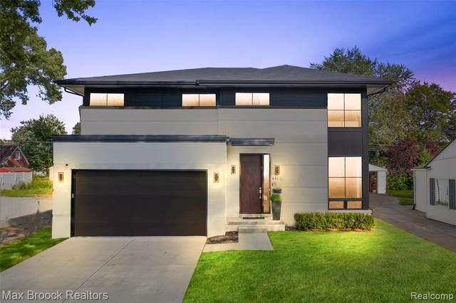 4102 Woodland Avenue, Royal Oak, MI 48073 (MLS #R2210080315) :: Berkshire Hathaway HomeServices Snyder & Company, Realtors®