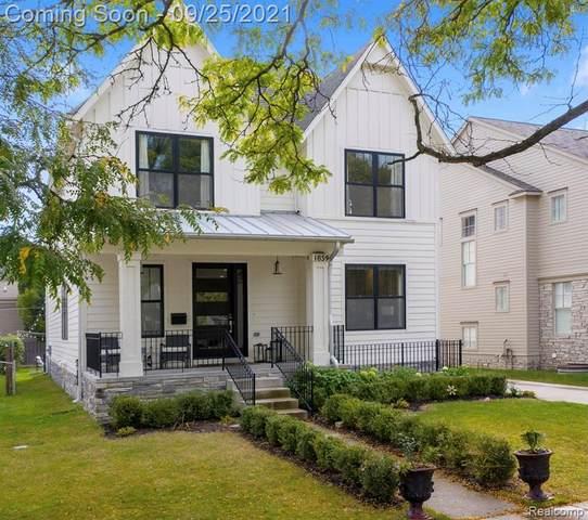 1859 Henrietta Street, Birmingham, MI 48009 (MLS #R2210078344) :: Berkshire Hathaway HomeServices Snyder & Company, Realtors®