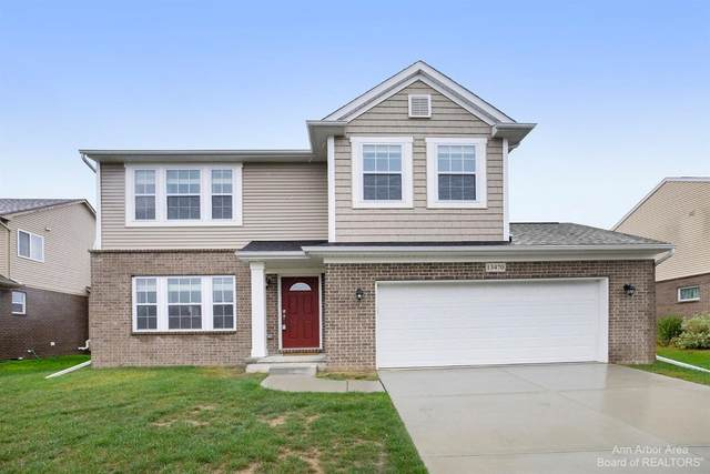 13470 Stamford Road, Belleville, MI 48111 (MLS #3284131) :: Berkshire Hathaway HomeServices Snyder & Company, Realtors®