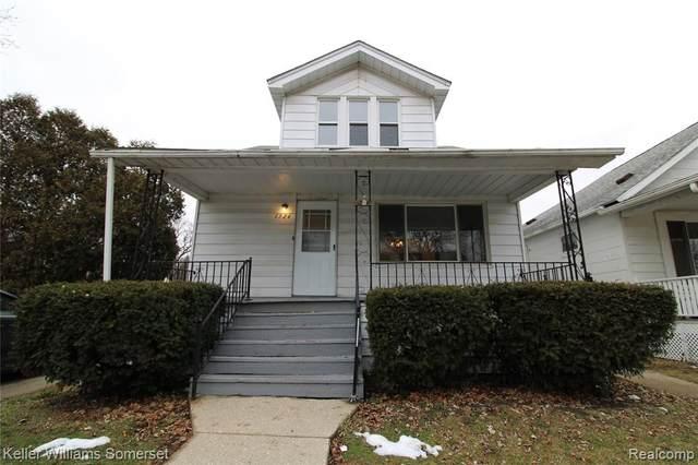 1524 Fort Park Boulevard, Lincoln Park, MI 48146 (MLS #R2210079921) :: Berkshire Hathaway HomeServices Snyder & Company, Realtors®