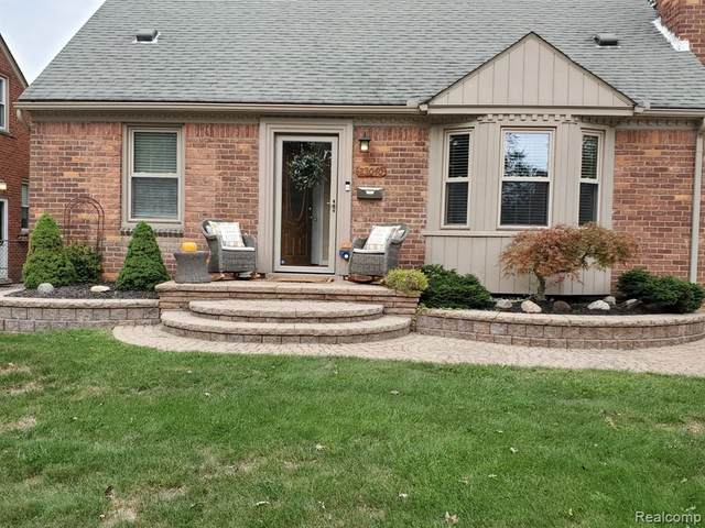 23040 Edward Street, Dearborn, MI 48128 (MLS #R2210080557) :: Berkshire Hathaway HomeServices Snyder & Company, Realtors®