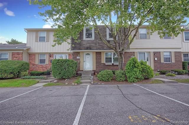 5329 Breeze Hill, Troy, MI 48098 (MLS #R2210080564) :: Berkshire Hathaway HomeServices Snyder & Company, Realtors®