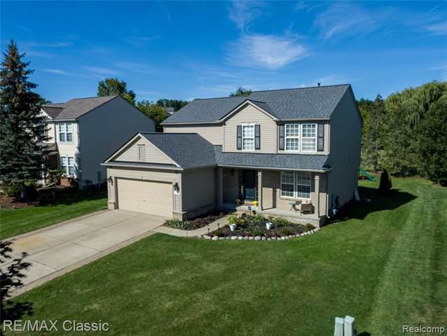 770 Apopka Street, Waterford, MI 48327 (MLS #R2210080803) :: Berkshire Hathaway HomeServices Snyder & Company, Realtors®