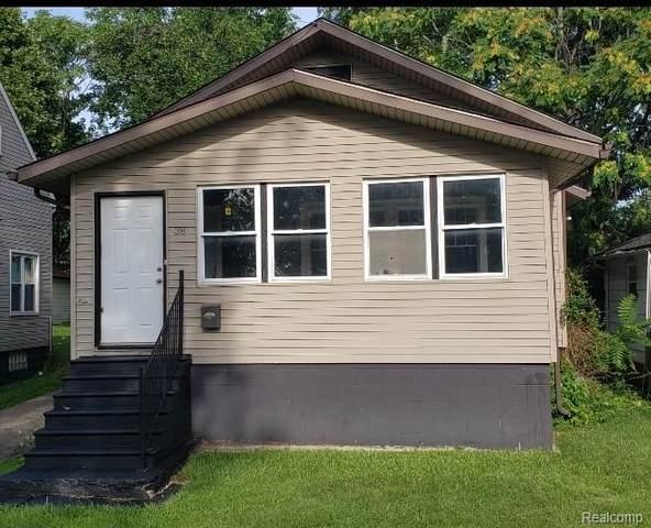 38 N Shirley Street, Pontiac, MI 48342 (MLS #R2210080849) :: Berkshire Hathaway HomeServices Snyder & Company, Realtors®