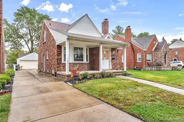 2202 N Waverly Street, Dearborn, MI 48128 (MLS #R2210080965) :: Berkshire Hathaway HomeServices Snyder & Company, Realtors®