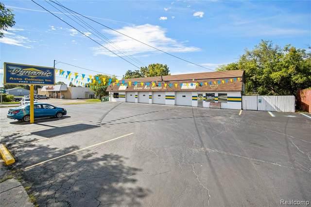 4356 S Saginaw Street, Burton, MI 48529 (MLS #R2210081020) :: Berkshire Hathaway HomeServices Snyder & Company, Realtors®