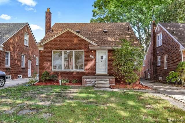 3615 Mayfair Street, Dearborn, MI 48124 (MLS #R2210080950) :: Berkshire Hathaway HomeServices Snyder & Company, Realtors®