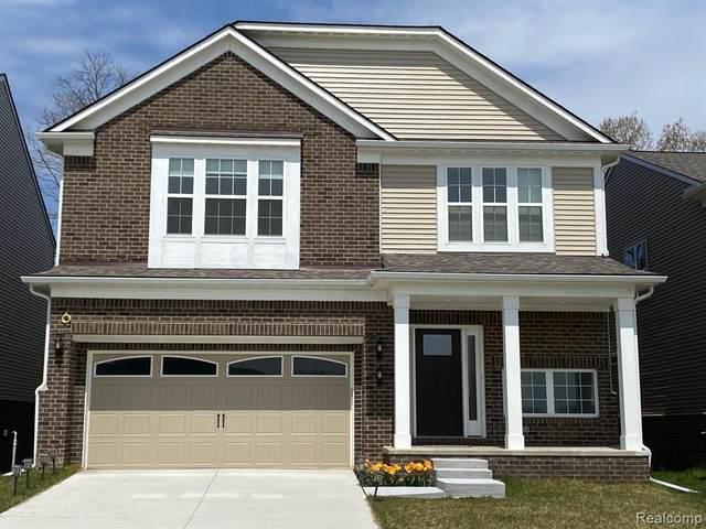 2840 Dillon Drive, Ann Arbor, MI 48105 (MLS #R2210081182) :: Berkshire Hathaway HomeServices Snyder & Company, Realtors®