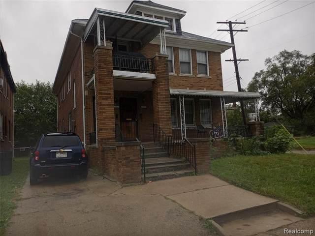 14915 Petoskey Avenue, Detroit, MI 48238 (MLS #R2210080905) :: Berkshire Hathaway HomeServices Snyder & Company, Realtors®