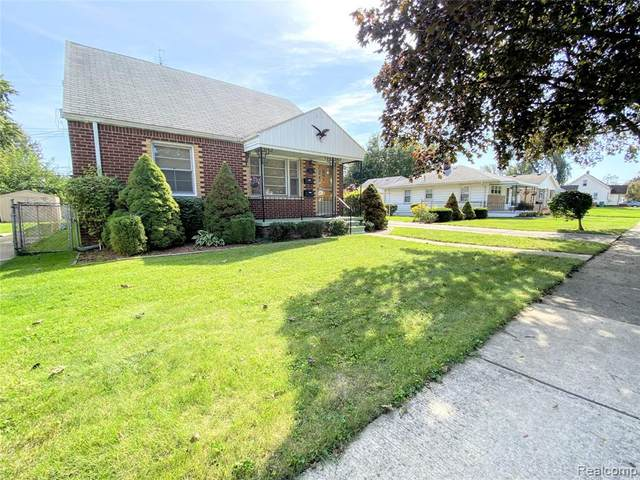 23120 Cushing Avenue, Eastpointe, MI 48021 (MLS #R2210079045) :: Berkshire Hathaway HomeServices Snyder & Company, Realtors®