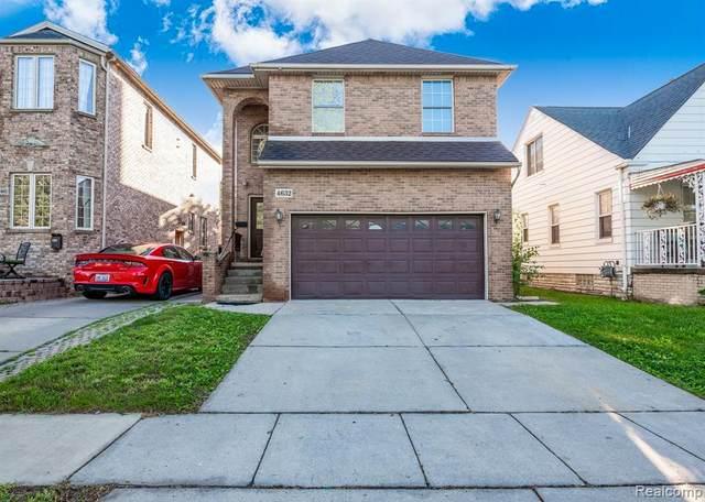 4632 Palmer Street, Dearborn, MI 48126 (MLS #R2210081385) :: Berkshire Hathaway HomeServices Snyder & Company, Realtors®