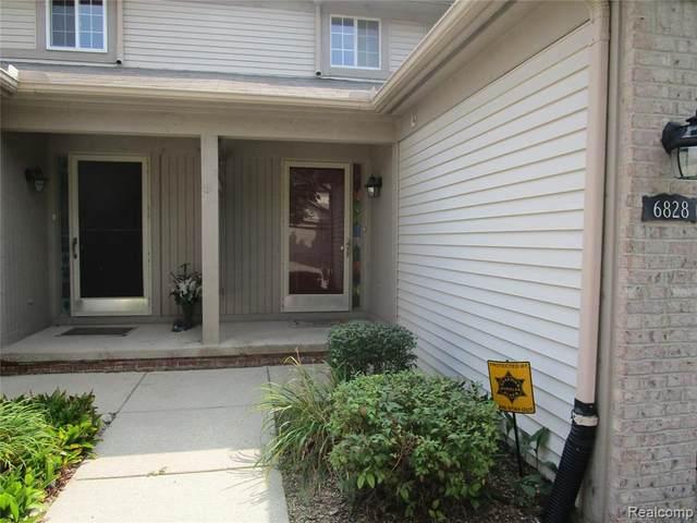 6828 Deer Run S, Westland, MI 48185 (MLS #R2210081700) :: Berkshire Hathaway HomeServices Snyder & Company, Realtors®