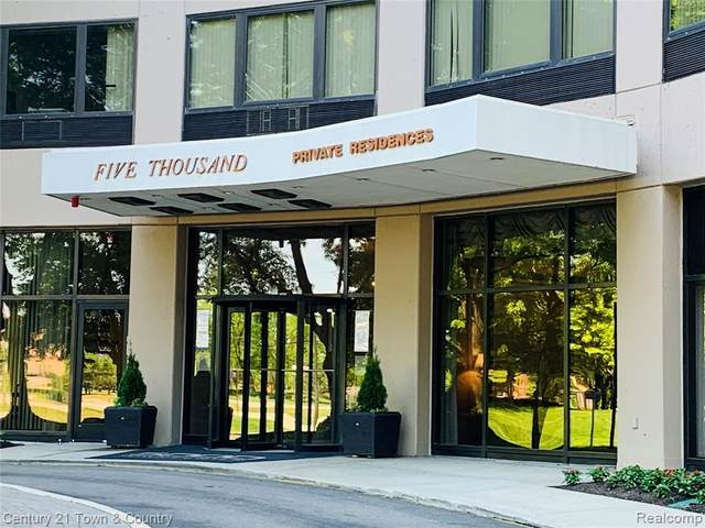 5000 Town Ctr Ste 505, Southfield, MI 48075 (MLS #R2210081709) :: Berkshire Hathaway HomeServices Snyder & Company, Realtors®