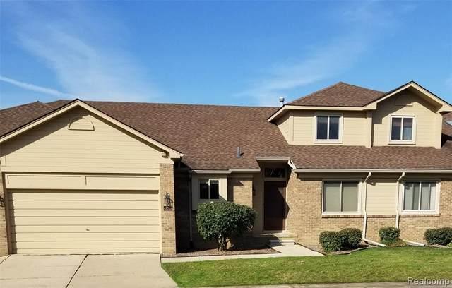 48715 W Windmill Circle N, Macomb, MI 48044 (MLS #R2210081928) :: Berkshire Hathaway HomeServices Snyder & Company, Realtors®