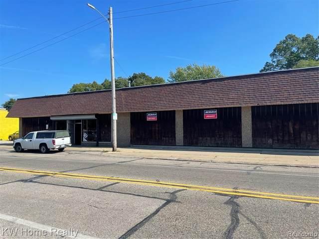 1952 Peck Street, Muskegon, MI 49441 (MLS #R2210082104) :: Berkshire Hathaway HomeServices Snyder & Company, Realtors®
