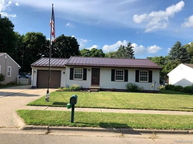 732 Bonnie Street, Charlotte, MI 48353 (MLS #R2210081482) :: Berkshire Hathaway HomeServices Snyder & Company, Realtors®