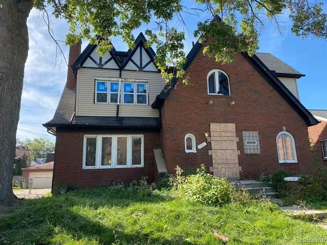 16865 Wildemere Street, Detroit, MI 48221 (MLS #R2210082214) :: Berkshire Hathaway HomeServices Snyder & Company, Realtors®