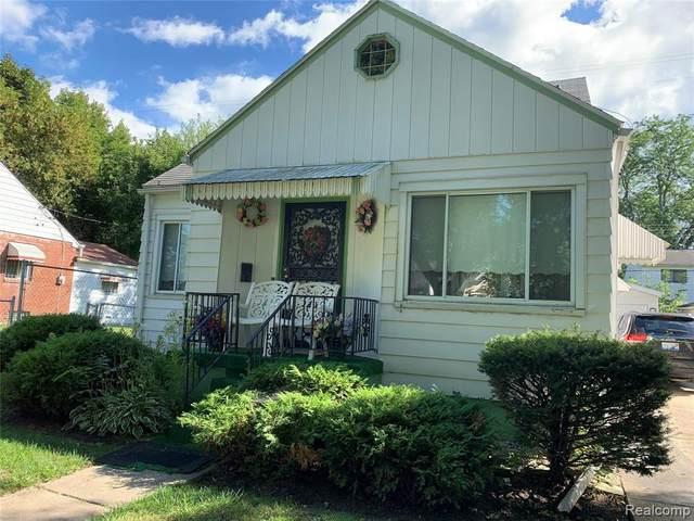 630 E Pulaski Avenue, Flint, MI 48505 (MLS #R2210082277) :: Berkshire Hathaway HomeServices Snyder & Company, Realtors®
