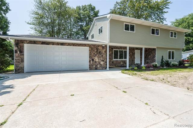 32048 Lakepoint Street, Chesterfield, MI 48047 (MLS #R2210082664) :: Berkshire Hathaway HomeServices Snyder & Company, Realtors®