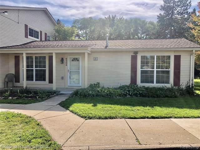 6808 New Providence Way, Canton, MI 48187 (MLS #R2210082829) :: Berkshire Hathaway HomeServices Snyder & Company, Realtors®