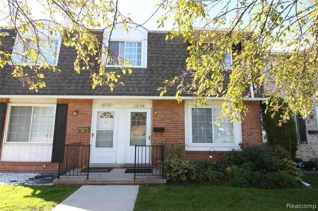 15149 Granada Plaza, Warren, MI 48088 (MLS #R2210082743) :: Berkshire Hathaway HomeServices Snyder & Company, Realtors®
