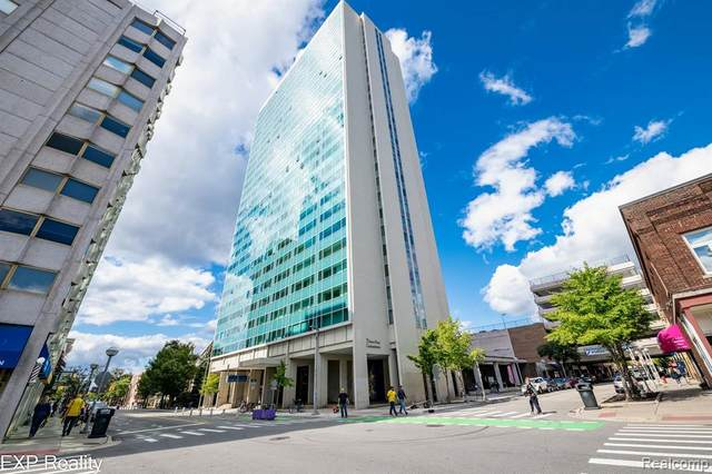 555 E William St Apt 5F, Ann Arbor, MI 48104 (MLS #R2210079886) :: Berkshire Hathaway HomeServices Snyder & Company, Realtors®