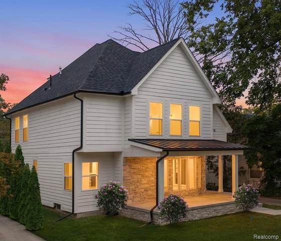 1897 Stanley Blvd, Birmingham, MI 48009 (MLS #R2210081662) :: Berkshire Hathaway HomeServices Snyder & Company, Realtors®
