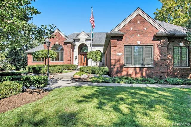 1414 Cedarhill Drive, Royal Oak, MI 48067 (MLS #R2210081600) :: Berkshire Hathaway HomeServices Snyder & Company, Realtors®