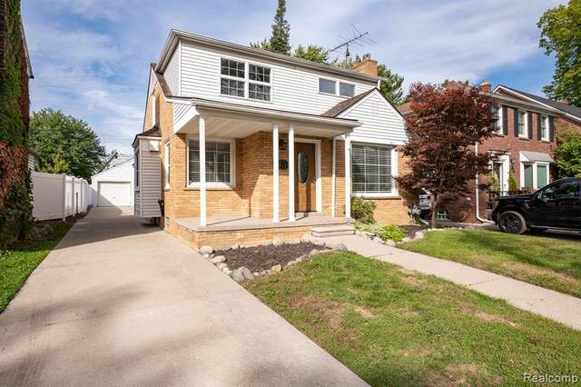 1813 N Rosevere Avenue, Dearborn, MI 48128 (MLS #R2210083726) :: Berkshire Hathaway HomeServices Snyder & Company, Realtors®
