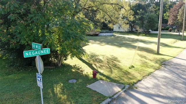 0-West Lot W Six Mile, Redford, MI 48240 (MLS #R2210083826) :: Berkshire Hathaway HomeServices Snyder & Company, Realtors®