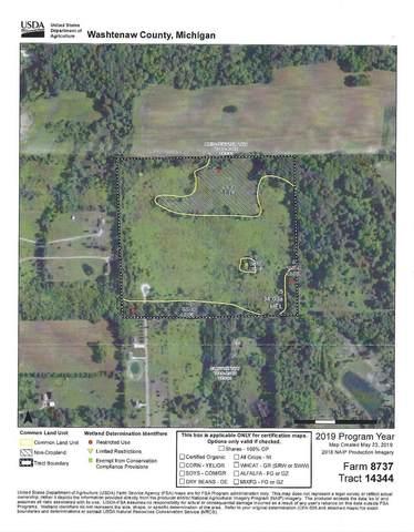 0 Sheridan Rd. Road, Clinton, MI 49236 (MLS #3284319) :: Berkshire Hathaway HomeServices Snyder & Company, Realtors®
