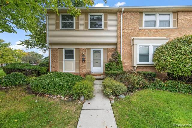 1703 Brentwood Drive, Troy, MI 48098 (MLS #R2210075621) :: Berkshire Hathaway HomeServices Snyder & Company, Realtors®