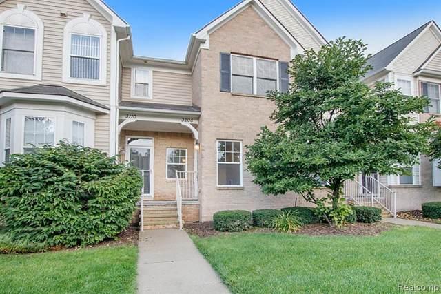 3208 Paradise Trail, Oxford, MI 48371 (MLS #R2210079605) :: Berkshire Hathaway HomeServices Snyder & Company, Realtors®