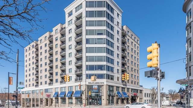 111 N Ashley Street #804, Ann Arbor, MI 48104 (MLS #3284312) :: Berkshire Hathaway HomeServices Snyder & Company, Realtors®