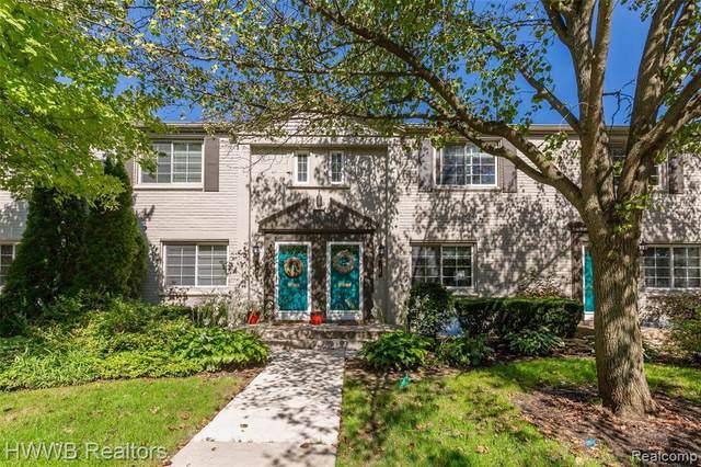 1751 Graefield Road, Birmingham, MI 48009 (MLS #R2210084567) :: Berkshire Hathaway HomeServices Snyder & Company, Realtors®