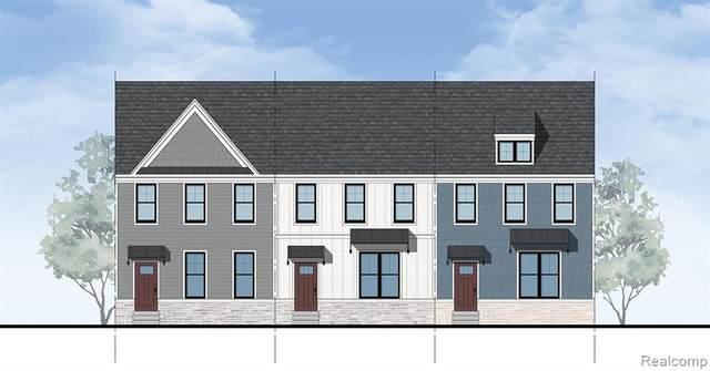 2896 Rayfield Avenue #137, Ann Arbor, MI 48105 (MLS #R2210084587) :: Berkshire Hathaway HomeServices Snyder & Company, Realtors®