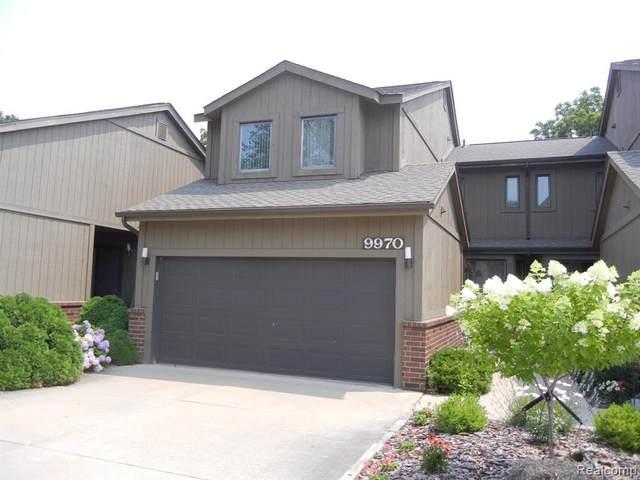 9970 Hawthorne Glen Drive, Grosse Ile, MI 48138 (MLS #R2210084847) :: Berkshire Hathaway HomeServices Snyder & Company, Realtors®