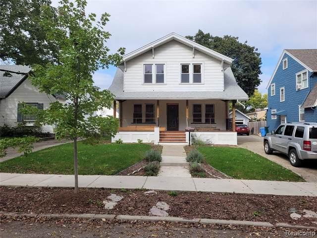 908 Britten Avenue, Lansing, MI 48910 (MLS #R2210084635) :: Berkshire Hathaway HomeServices Snyder & Company, Realtors®