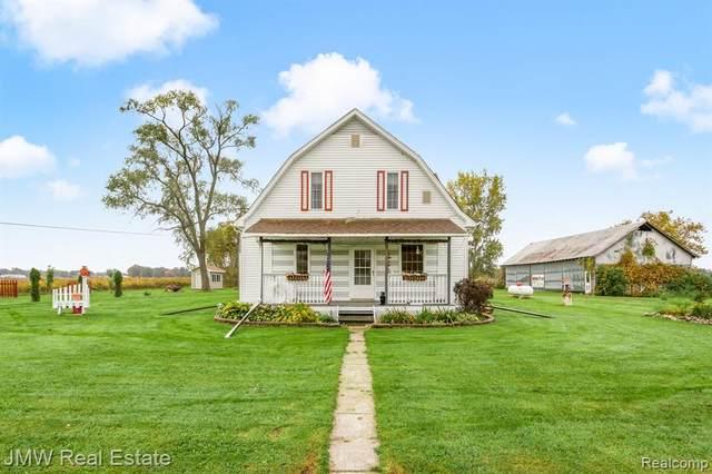 3239 Crockett Road, Beaverton, MI 48612 (MLS #R2210084308) :: Berkshire Hathaway HomeServices Snyder & Company, Realtors®