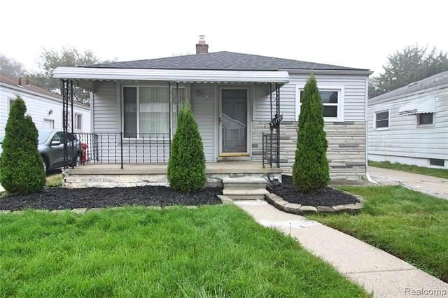23775 Donald Avenue, Eastpointe, MI 48021 (MLS #R2210084667) :: Berkshire Hathaway HomeServices Snyder & Company, Realtors®