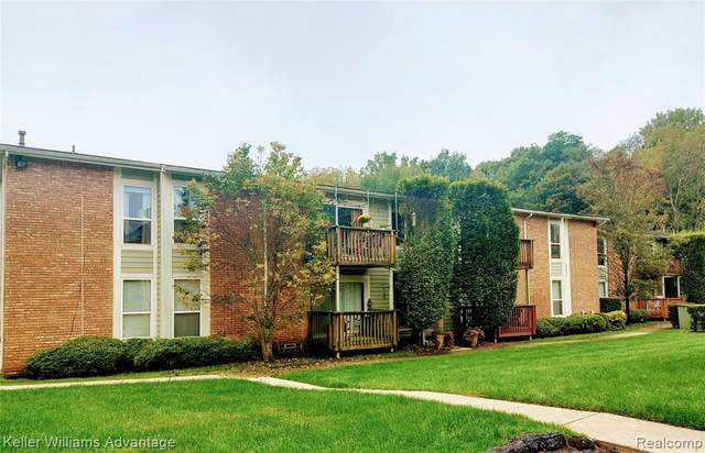 705 Randolph Street #211, Northville, MI 48167 (MLS #R2210085017) :: Berkshire Hathaway HomeServices Snyder & Company, Realtors®