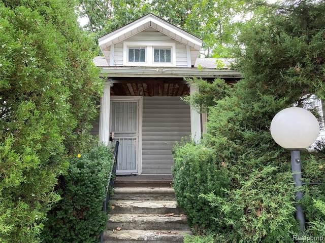 4625 Chovin Street, Dearborn, MI 48126 (MLS #R2210084971) :: Berkshire Hathaway HomeServices Snyder & Company, Realtors®