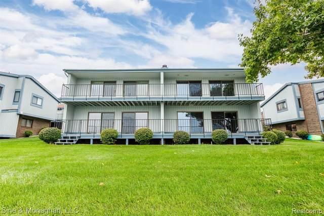 1715 River #55, Saint Clair, MI 48079 (MLS #R2210083245) :: Berkshire Hathaway HomeServices Snyder & Company, Realtors®